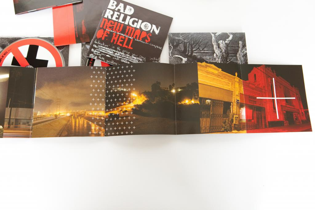 Bad Religion New Maps of Hell Special Edition Album