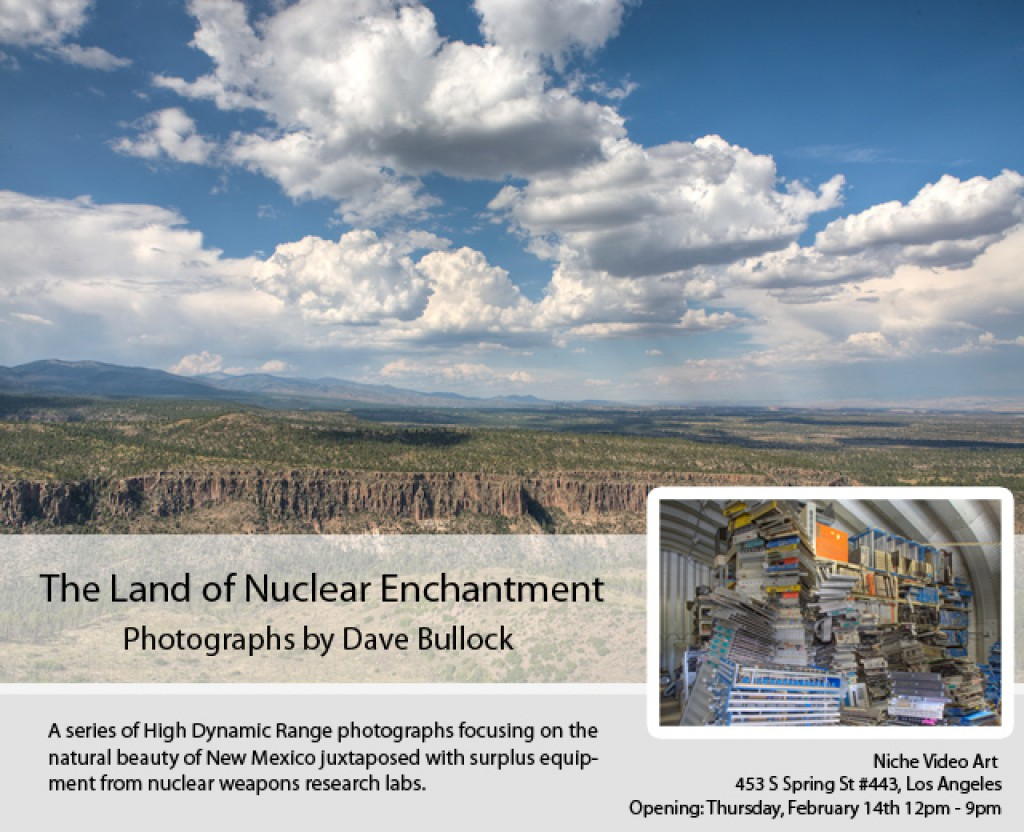Land of Nuclear Enchantment